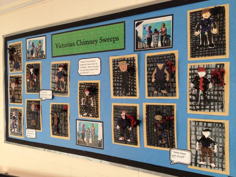 Classroom Display Ideas Victorians : Primary classroom displays for ks year