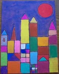 Paul Klee Artwork and Ideas for Primary School Children ...