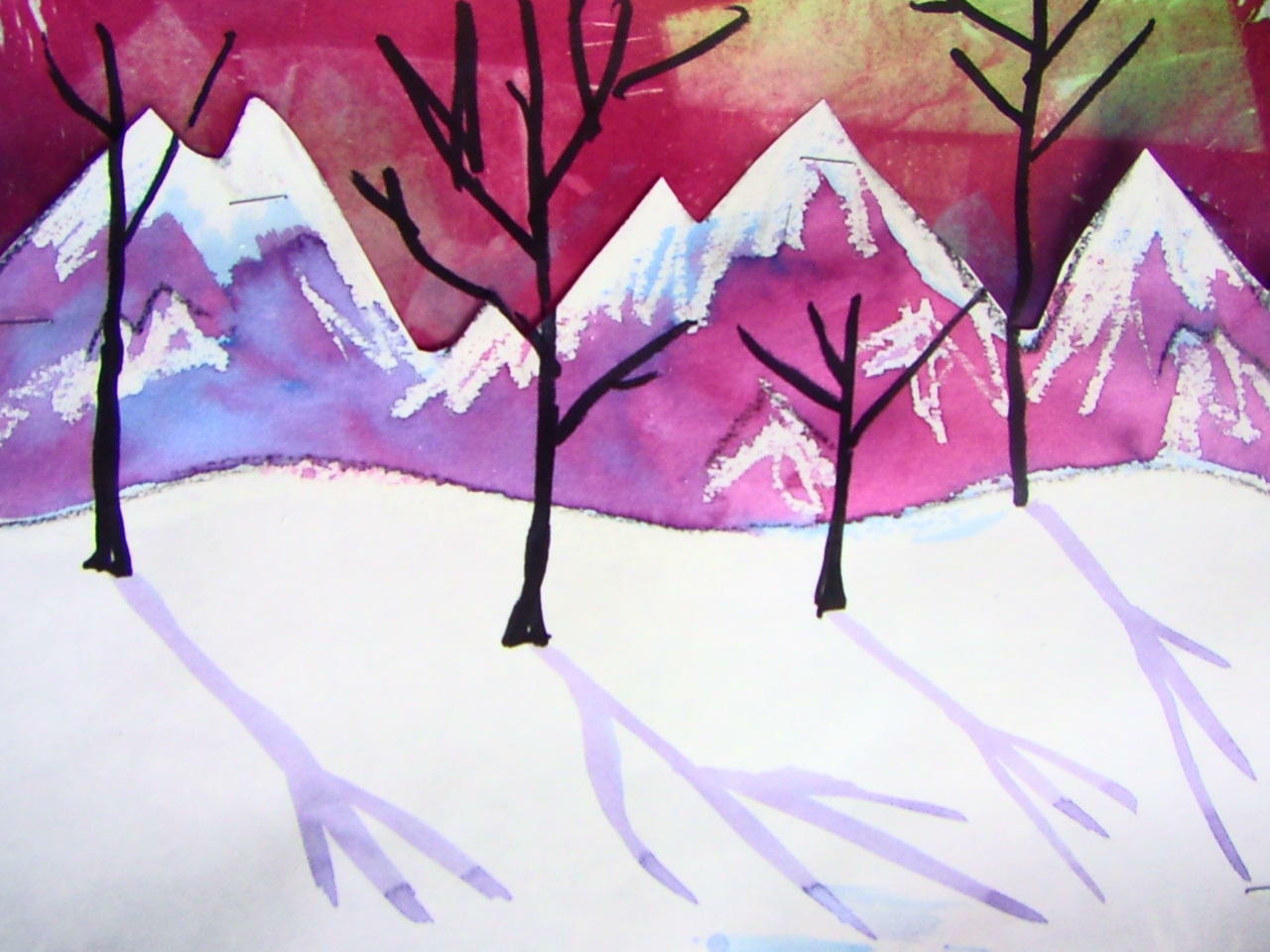 Line Drawing Ks2 : Ks art ideas and resources artists artwork