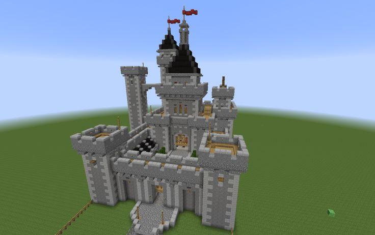 100 ideas Easy Castle Minecraft on emergingartspdxcom