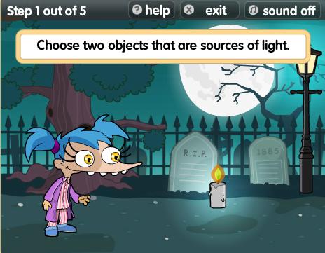 Science Experiments For Kids Ks1 And Ks2 Rocks Light