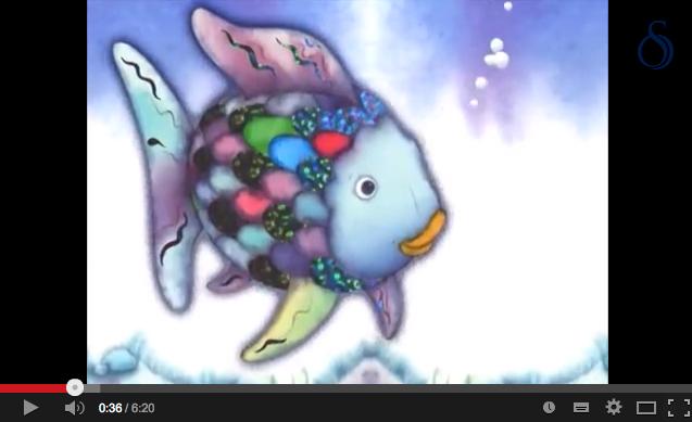 rainbow fish writing activities ks1