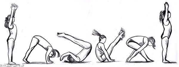 Image result for gymnastics ks1 clipart