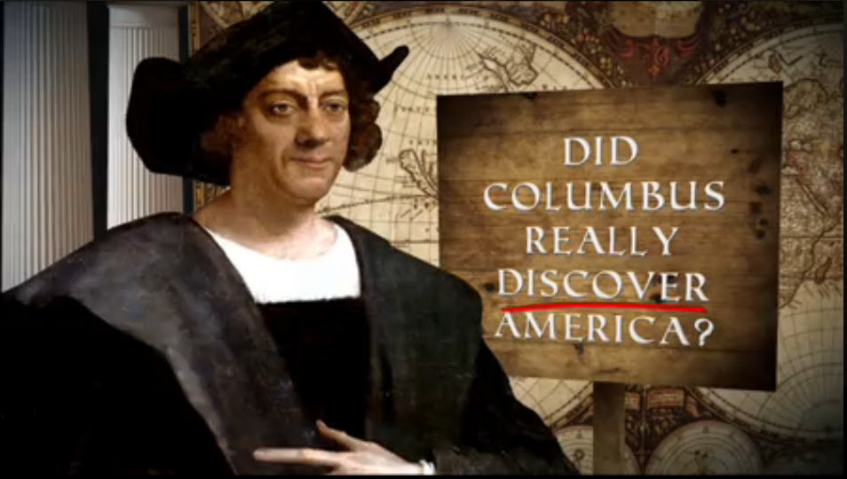 did christopher columbus definitely find america
