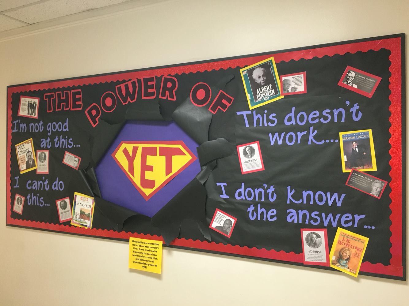 Classroom Decoration Superhero ~ Classroom display ks wall displays