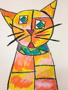 KS2 Art Ideas and Resources | KS2 Artists and Artwork ...