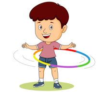 boy twirling hula hoop around waist clipart teachingcave com rh teachingcave com hula hoop clipart free girl playing hula hoop clipart