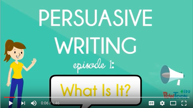 teaching persuasive writing Explore tanya zarb's board persuasive writing on pinterest | see more ideas about writing prompts, deutsch and examples of persuasive writing.