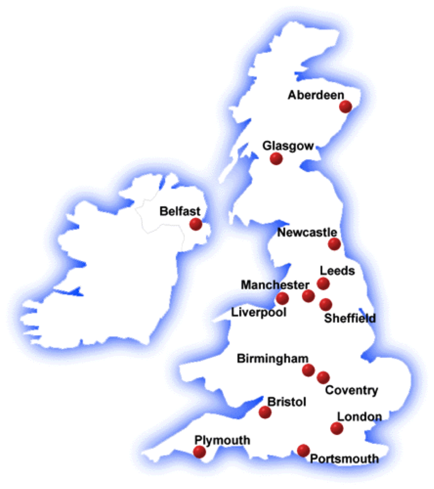 Weather activities and resources ks1 teaching about weather and uk cities map gumiabroncs Gallery