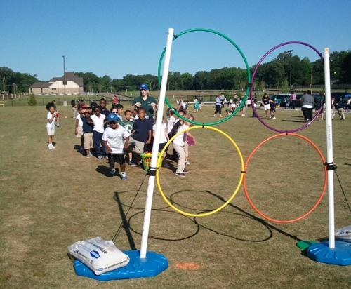 Shot Put Teaching Athletics Shot Put Throw Ks1 Amp Ks2