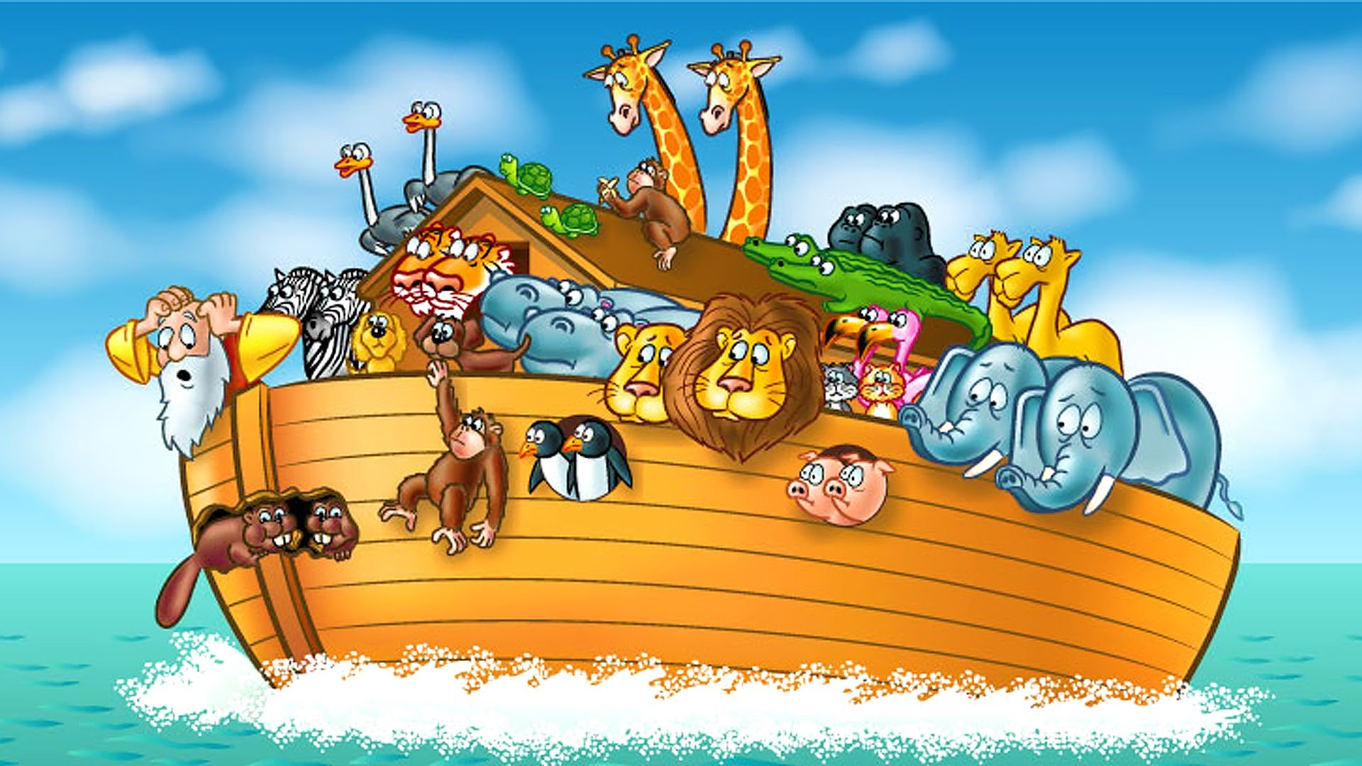 Image result for noahs ark display signs
