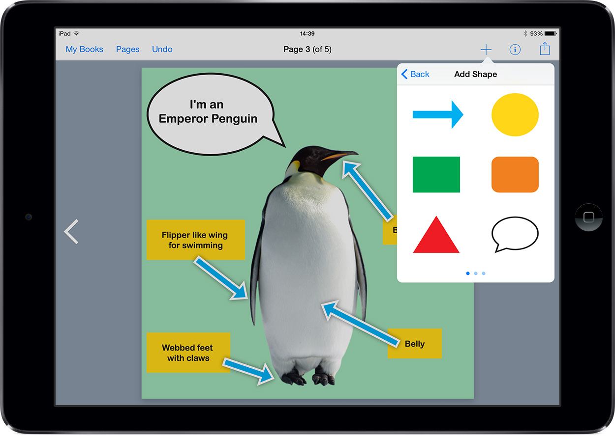 Ipad lesson plans for reception and year 1 literacy ict for Plan book app